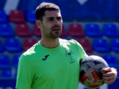 Carlos Sánchez, nuevo preparador físico del CD Ebro